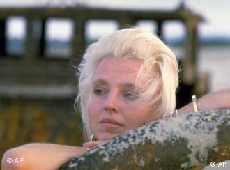 Hanna Schygulla, será una de las primeras en quedar inmortalizada en el Boulevard de las estrellas.