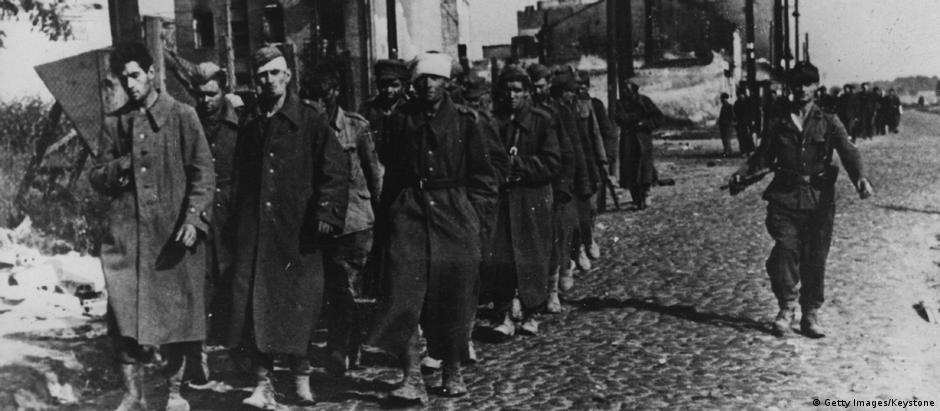 Upadek powstania warszawskiego