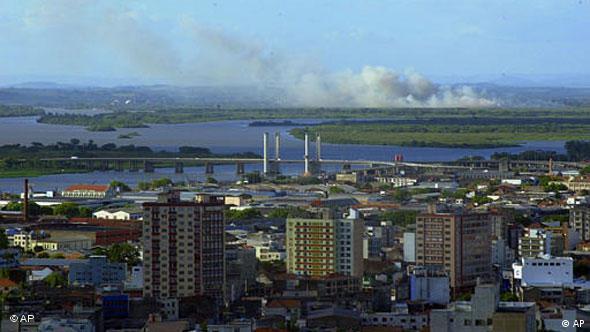 Stadtansicht Porto Alegre (Foto: AP)