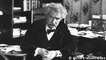 Mark Twain - U.S. amerikanischer Schriftsteller