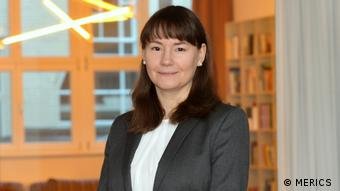 Katja Drinhausen, Berliner China-Forschungsinstitut MERICS