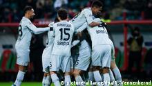 Lokomotive Moskau - Bayer 04 Leverkusen