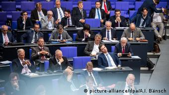 Депутаты фракции АдГ в бундестаге