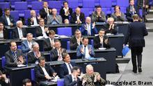 Deutschland Berlin Bundestag | AfD-Fraktion