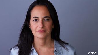 Tamara Taraciuk, subdirectora interina para las Américas de Human Rights Watch (HRW).