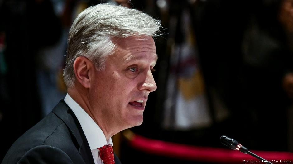 白宮顧問奧布萊恩稱,台灣應強化防御
