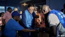 Namibia Wahlen Parlamentswahlen Präsidentschaftswahlen