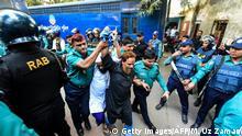 Bangladesch Dhaka angeklagte Islamisten Anschlag auf Holey Artisan Bakery Cafe