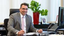 Dr. Alexander Berger Bürgermeister von Ahlen