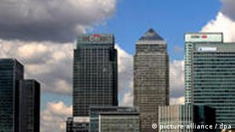 Aufschrei in Londons City über Bonisteuer