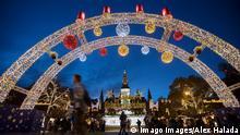 Österreich | Weihnachtsmarkt Wien 2019