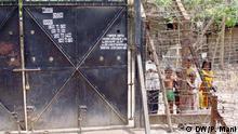 Indien-Bangladesch Grenze