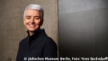Hetty Berg, neue Direktorin des Jüdischen Museums Berlin ab April 2020