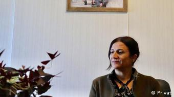 Tahir Elçi'nin eşi Türkan Elçi