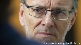 Šef Ustanove za borbu protiv kriminala Holger Münch