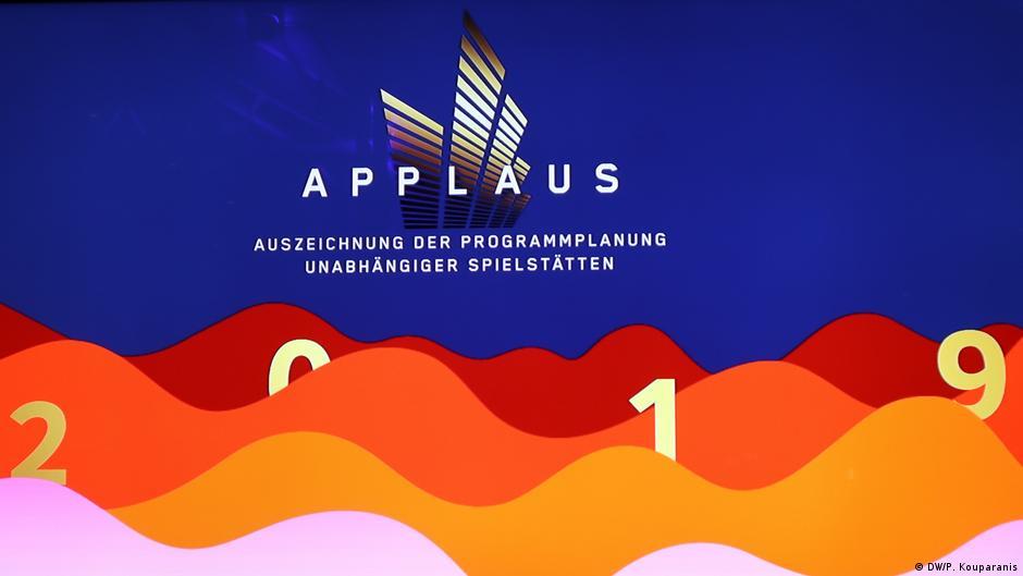 Verleihung Musikpreis APPLAUS