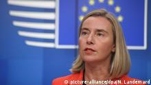 Brüssel Federica Mogherini