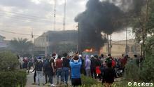 Nassiriya Irak Proteste