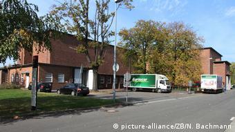 Filmstudios Babelsberg, Tonkreuz