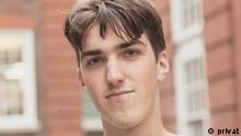 Foto von Ed Shackle (privat) - der 24-Jährige hat sich zum Ziel gesetzt, möglichst viele junge Leute an die Wahlurne zu bringen