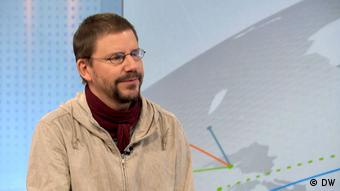 Alman hak savunucusu Peter Steudtner