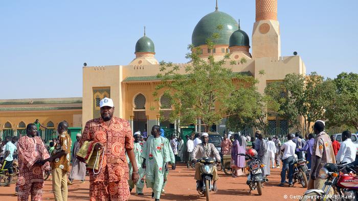 Niger Moschee in Niamey