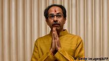 Uddhav Thackeray indischer Politiker