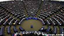 Members of the European Parliament take part in a voting session in Strasbourg, France, November 28, 2019. MEP's voted on thursday on a climate emergency resolution ahead of a United Nations climate conference in Madrid and on the European Parliament stance for the UN COP25 climate conference. REUTERS/Vincent Kessler