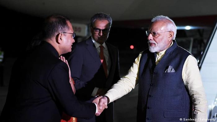 Indien consul-general New York Mr. Chakarvorty