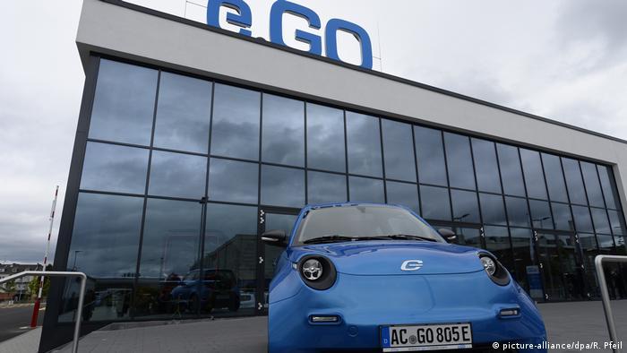 Deutschland Elektromobilität e.Go