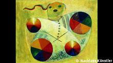 Bildergalerie Unbekannte Moderne | Ludwig Hirschfeld-Mack