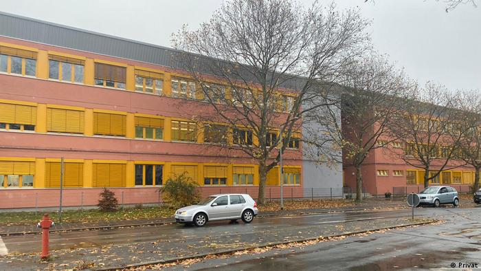 Nürnberg   Private Volkschule der Republik Griechenland