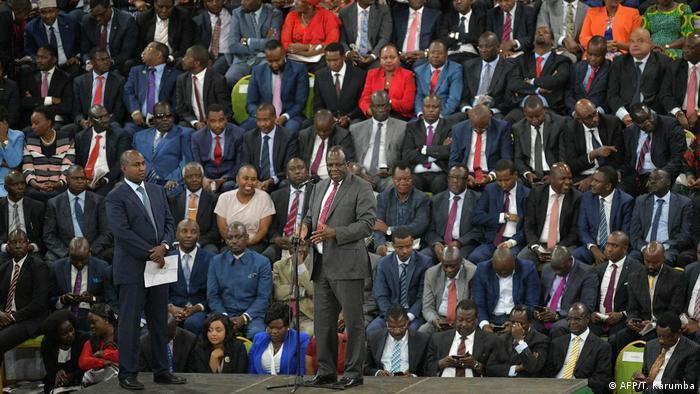 Kenia Building Bridges Initiative (BBI)