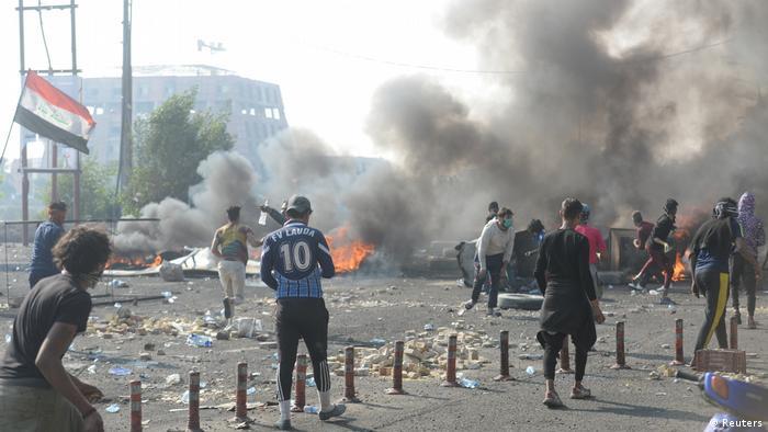 Irak Proteste in Nasiriya (Reuters)
