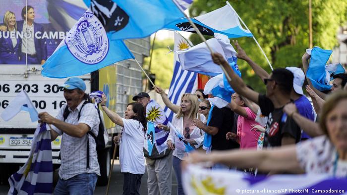 Uruguay Präsidentschaftswahlen