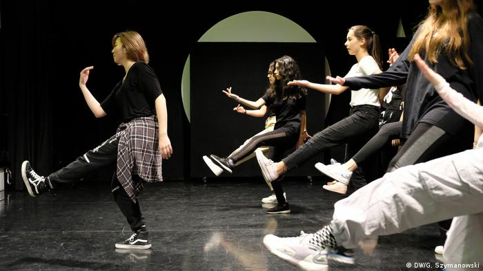 K-Pop dance workshop (DW/G. Szymanowski)