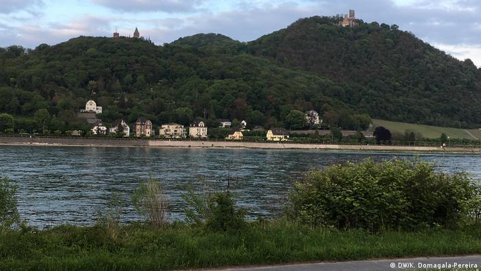 Rhine, Bonn and Siebengebirge