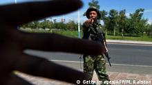 China   Uiguren   Polizei