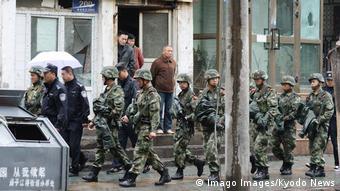 Çin Uygurlara baskı uyguluyor