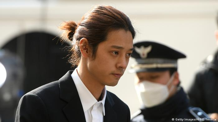 K-Pop star Jung Joon-young