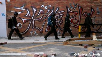 Hongkong | Polizei beendet Belagerung von Campus