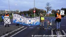 Niederlande Klimaprotest | Friday Climate Action Day