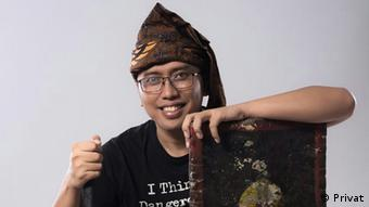 Indonesien Taufan Rahmadi. (Privat)