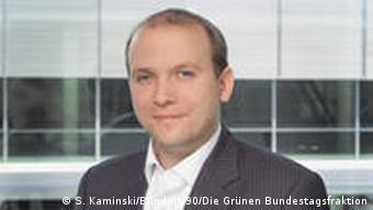 Deutschland Die Grünen Manuel Sarrazin