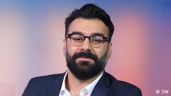 Political scientist Ali Fatholla-Nejad