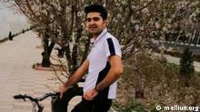 Pooya Bakhtiari getötet bei den Protesten im Iran