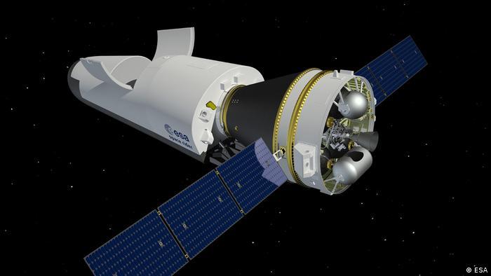 ESA Space Rider (ESA)