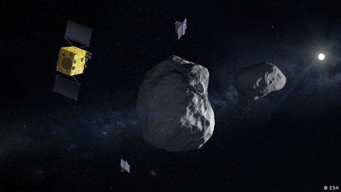 Asteroids (ESA)