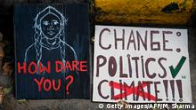 Indien | Klimaprotest | Friday Climate Action Day
