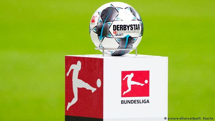 Logo Fußball 1. Bundesliga DFL